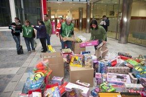 La 'Travesía de Reyes' recogerá juguetes y alimentos para los más desfavorecidos