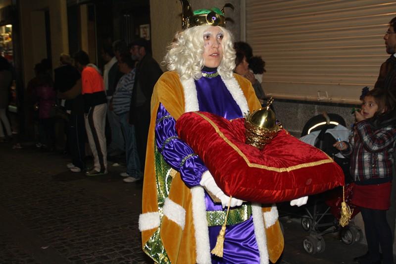 Los Reyes Magos anuncian su llegada a Cieza