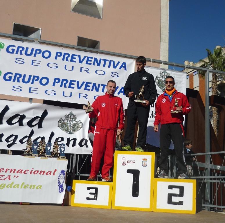 Andrés Mico Martínez gana la XXIII Media Maratón Internacional Ciudad de Cieza